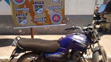 Photo of Chapada: Polícia recupera moto roubada em distrito do município de Piatã