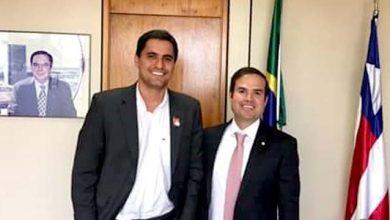 Photo of Itaberaba: Prefeito eleito se reúne com deputado e busca investimentos para infraestrutura