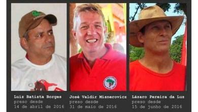 Photo of #Brasil: STJ julga habeas corpus dos presos políticos do MST nesta terça; grupos montam vigílias