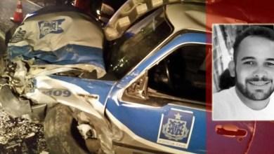 Photo of #Bahia: Jovem morre em grave acidente envolvendo viatura de polícia na Estrada do Feijão