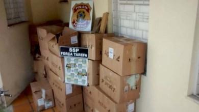 Photo of Caminhão com duas toneladas de maconha é apreendido em Feira de Santana