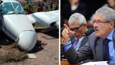 Photo of #Bahia: Avião com deputado José Rocha sofre acidente no oeste do Estado