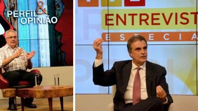 Photo of TVE Bahia exibe entrevistas com o jornalista Luis Nassif e com o advogado Eduardo Cardozo