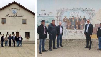 Photo of Franceses virão à Bahia para implantação de cooperativa de vinhos na Chapada Diamantina