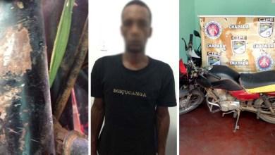 Photo of Itaetê: Homem é preso pela Cipe-Chapada com motocicleta adulterada