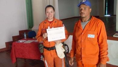 Photo of Chapada: Órgão estadual certifica participante de oficina de combate a incêndios florestais
