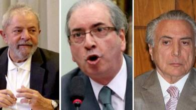 Photo of #Brasil: Eduardo Cunha cita Temer e Lula como testemunhas de defesa