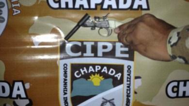Photo of Chapada: Homem é preso por porte ilegal de arma de fogo em Ruy Barbosa
