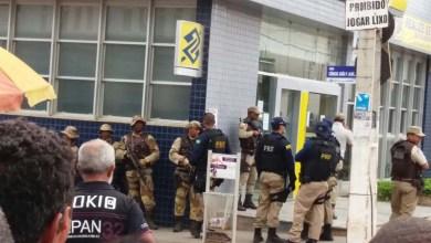 Photo of Chapada: Bandidos sequestram familiares de tesoureiro de banco e causam terror em Seabra