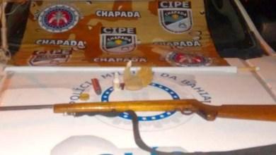 Photo of Cipe-Chapada prende 'Xerife' armado que aterrorizava povoado em Brotas de Macaúbas