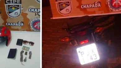 Photo of #Bahia: Cipe-Chapada faz apreensão de drogas e moto em Bom Jesus da Lapa