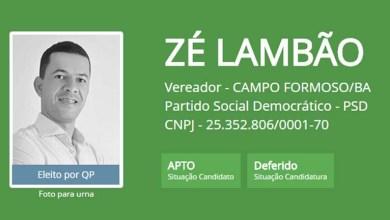 Photo of #Bahia: Vereador do PSD é preso por matar homem após discussão em Campo Formoso