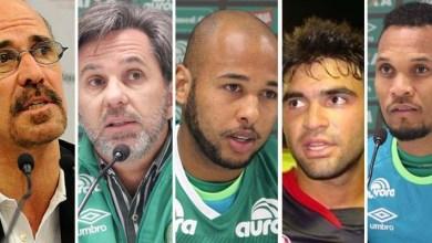 Photo of Atletas que atuaram na Bahia estão entre vítimas de acidente na Colômbia com avião da Chapecoense