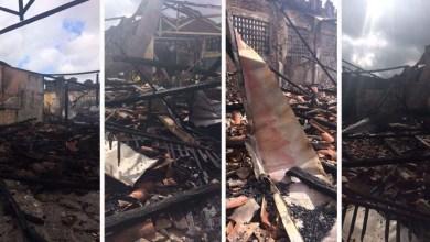 Photo of #Bahia: Incêndio em Mercado de Artes de Ipirá deixa rastro de tristeza; moradores narram saques