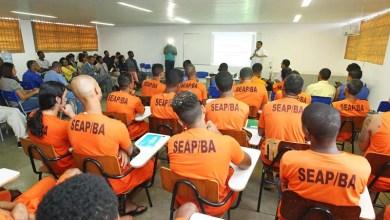 Photo of Após aprovar 4 na Ufba, governo baiano conclui novo ciclo de aulões em presídios