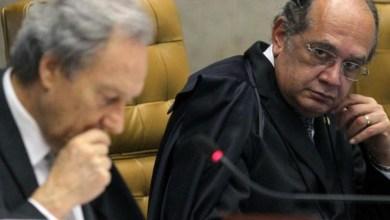 Photo of Gilmar Mendes e Lewandowski batem boca durante sessão do Supremo