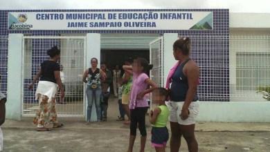 Photo of Chapada: Homem pula muro de creche em Jacobina e causa pânico