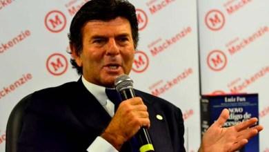 Photo of Ministro Luiz Fux diz que anistia ao caixa 2 pode ser analisada pelo STF