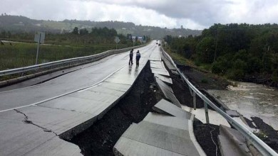 Photo of #Mundo: Forte terremoto de 7.6 graus no Sul do Chile não deixa vítimas