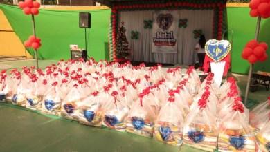 Photo of #Natal: Cestas de alimentos são distribuídas a famílias em Salvador