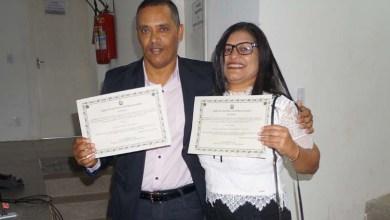 Photo of Chapada: Valdes Brito recebe diploma e toma posse em janeiro como prefeito de Itaetê