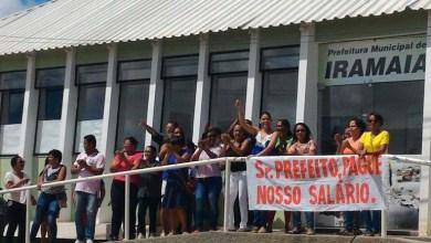 Photo of Chapada: Professores de Iramaia prometem manifestação nesta sexta contra atrasos salariais