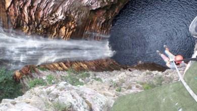 Photo of Chapada: Conheça a Cachoeira do Buracão no município de Ibicoara; veja vídeo