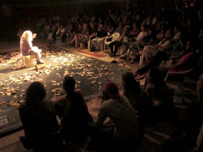 Espetáculo no Circo do Capão - FOTO Divulgação - Facebook 5