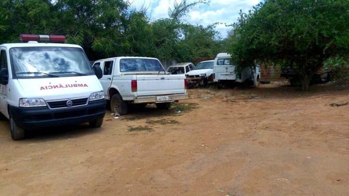 Sucatas em Nova Redenção - Prefeitura - FOTO Ascom 12
