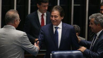 Photo of Presidente do Senado recebe alta após internação por acidente isquêmico transitório