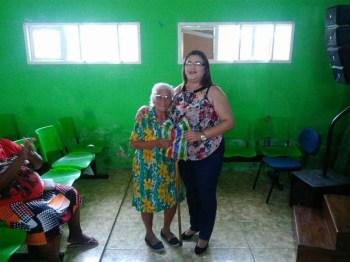 Encontro de Idosos em Nova Redenção - FOTO Ascom (2)