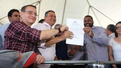 Photo of Chapada: Barragem de Baraúnas terá investimento de R$ 92 milhões; governador autoriza construção