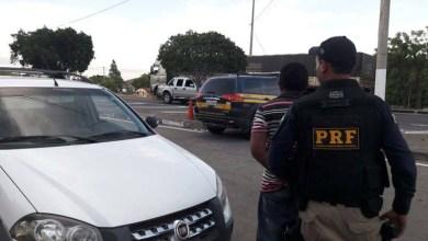 Photo of Chapada: PRF prende condutor após tentativa de fuga com veículo roubado em Seabra
