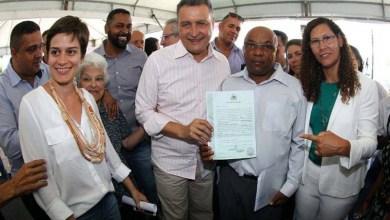 Photo of Chapada: Comunidade quilombola de Seabra recebe título de regularização fundiária