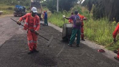 Photo of #Chapada: Prefeito Ricardo Mascarenhas anuncia começo da reconstrução da estrada que liga Itaberaba a Iaçu