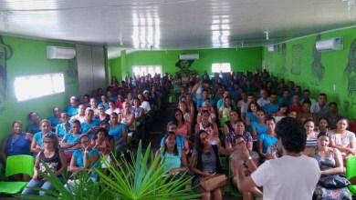 Photo of Nova Redenção: Jornada Pedagógica teve apresentação de Maviael Melo e palestra de Ivan Soares