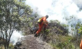 Fogo em Rio de Contas - FOTO Secretaria de Meio Ambiente - Divulgação 16