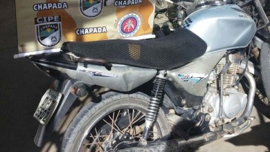 Photo of Itaberaba: Homem com moto roubada é preso pela Cipe-Chapada na zona rural