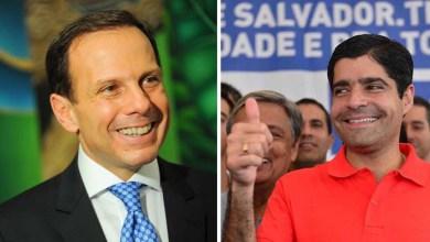 Photo of #Brasil: Doria lidera ranking de influenciadores políticos; Bolsonaro é segundo, ACM Neto e Lula na lista