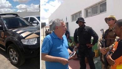 Photo of Operação da PF na Bahia monta comando tático no município de João Dourado