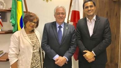 Photo of Chapada: Otto Alencar garantiu emendas para Itaberaba, diz Ricardo Mascarenhas em Brasília