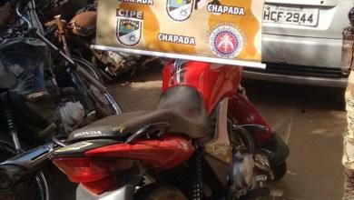 Photo of #Bahia: Homem é preso em flagrante com moto roubada no município de Tanque Novo