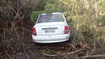 acidente na região de Boninal - FOTO Cipe-Chapada
