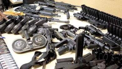 Photo of #Brasil: Armas de fogo são causa de morte em 71% dos homicídios no país, diz pesquisa do Ipea