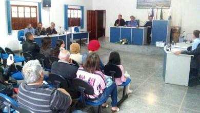 Photo of Chapada: Presidente da Câmara de Vereadores de Piatã atua sozinho na mesa diretora