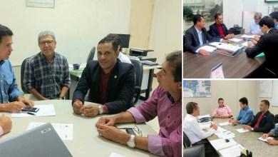 Photo of Chapada: Valdes Brito cumpre extensa agenda na capital em busca de melhorias para Itaetê