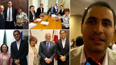 Photo of Itaberaba: Ricardo Mascarenhas volta de Brasília com investimentos que podem chegar a R$ 5 milhões