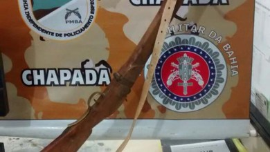 Photo of Chapada: Polícia apreende arma de fogo e drogas na cidade de Ruy Barbosa