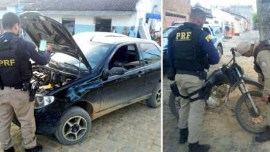 Photo of Chapada: Operação conjunta entre PRF e PM recupera carro e apreende documento falso em Novo Horizonte