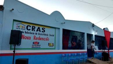 Photo of Chapada: Prefeita de Nova Redenção entrega novas instalações do Cras e da Creche Esperança